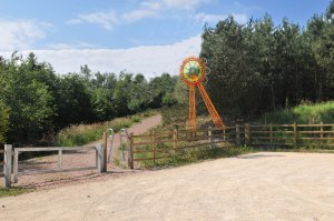 Manton Pit Woods Gateway Mock Up 2